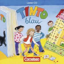 Tinto blau CD Cover