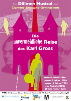 Plakat Karl Gross